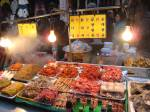 street food at Namdaemun Market